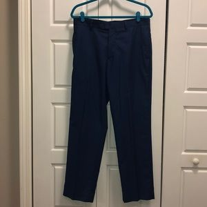 Pronto Uomo royal blue dress pants